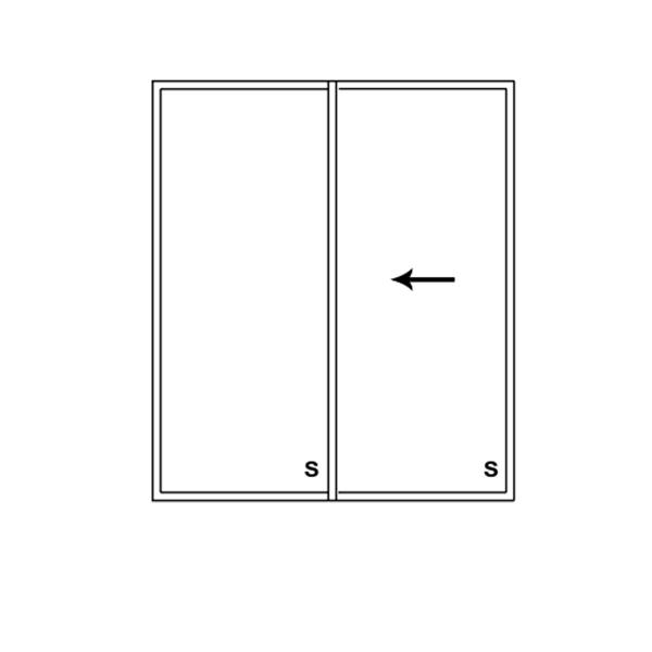2 Panel Slider