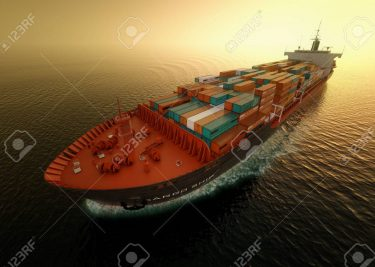47638623-cg-aerial-shot-of-container-ship-in-ocean-