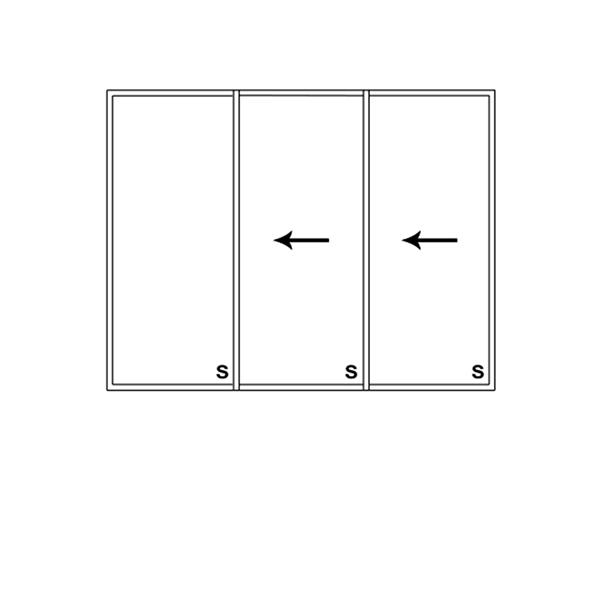 3 Panel Slider