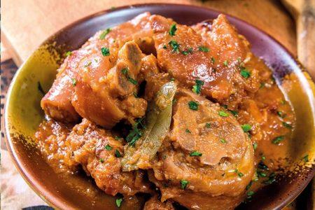 741ee7008b244a43b8dcd3c774f55332-pork trotter recipe